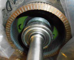 DCカップモーター修理